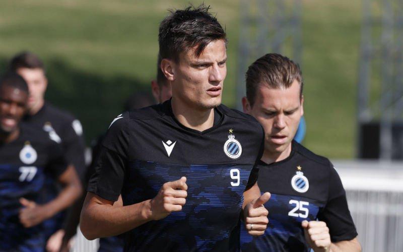 Wrevel over Jelle Vossen bij Club Brugge: