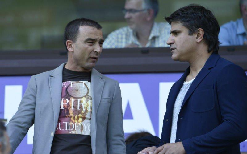 Woeste Nenad Jestrovic zorgt voor opschudding bij Anderlecht