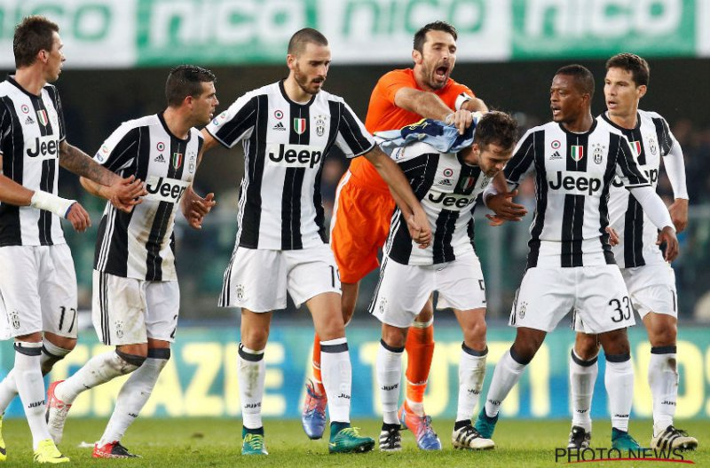 Juventus wil alle records verbreken: