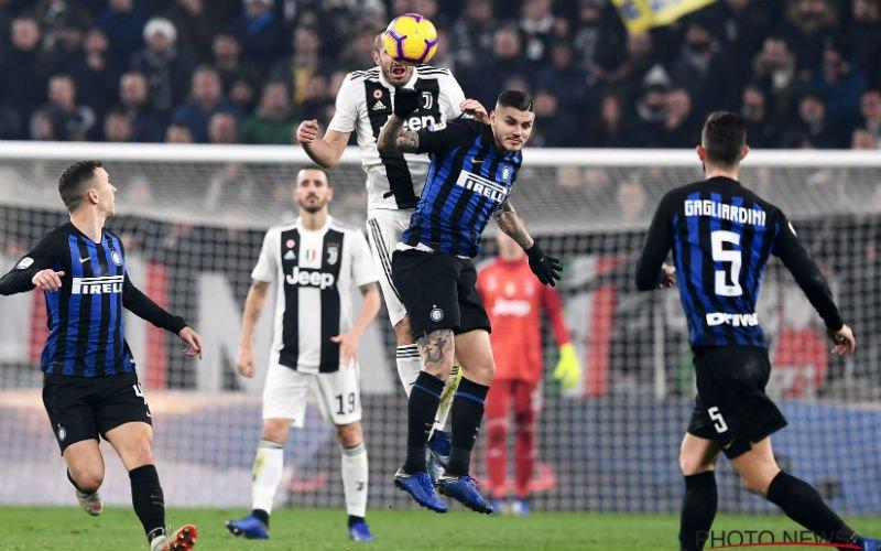 Suprematie van Juventus is erg groot: Ook Inter eraan