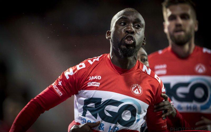 Hervé Kagé verlaat KV Kortrijk definitief voor nieuw avontuur