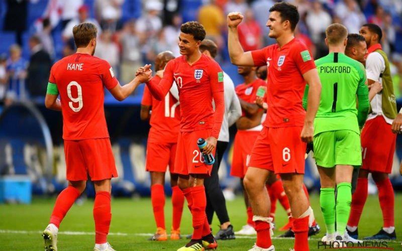 Engelsen geloven in wereldtitel: