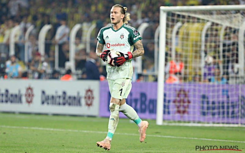 'Besiktas wil Karius vervangen door doelman van deze Belgische topclub'