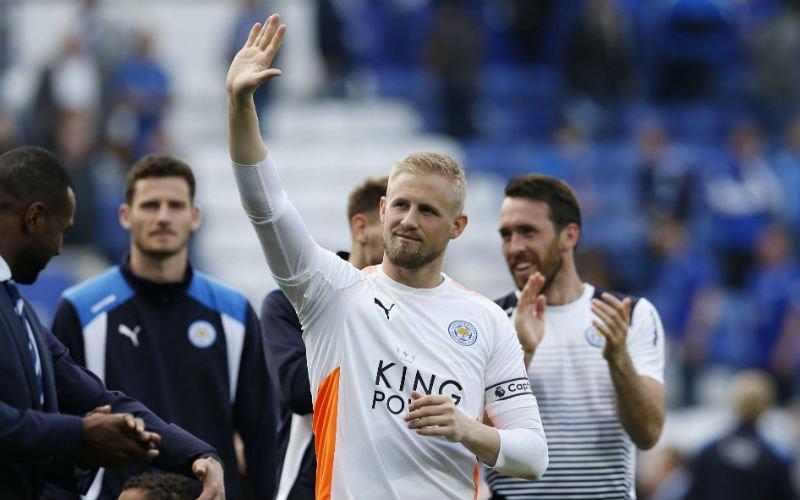 Zeer ophefmakende transfer voor Kasper Schmeichel
