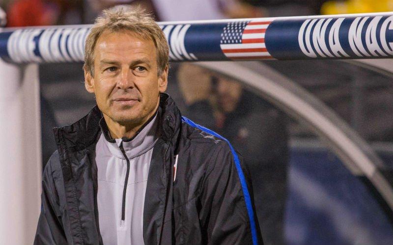Jürgen Klinsmann ontslagen als bondscoach
