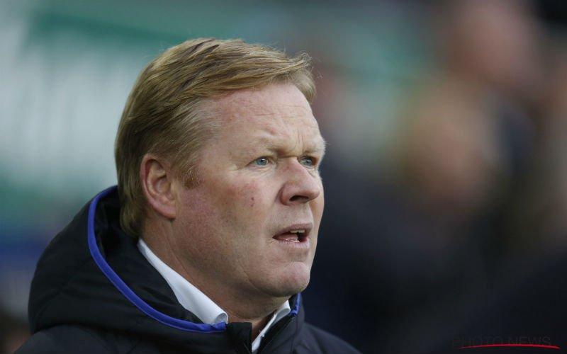 OFFICIEEL: Everton ontslaat Koeman, oude bekende als opvolger?