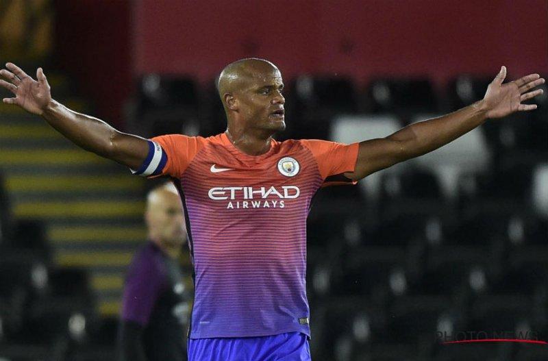 Exit voor Kompany bij Manchester City?