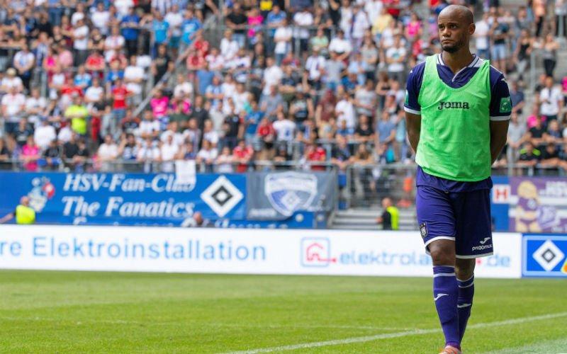 'Voetbalbond overweegt om drastisch in te grijpen bij Anderlecht en Kompany'