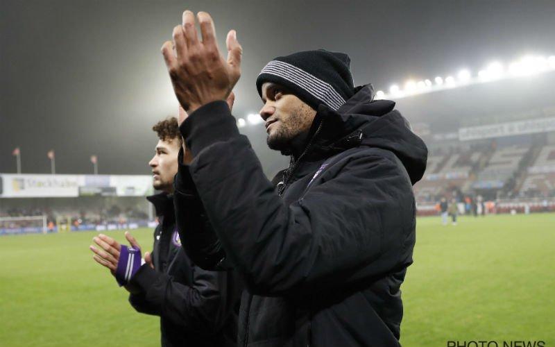 Klap voor Anderlecht: 'Zo lang staat Kompany weer aan de kant'