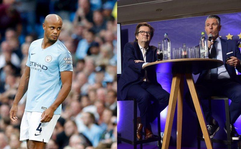 'Anderlecht gaat samenwerken met Man City dankzij Kompany'