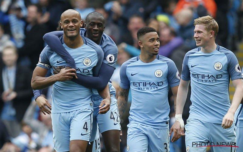 Man City laat geen punten liggen in openingswedstrijd