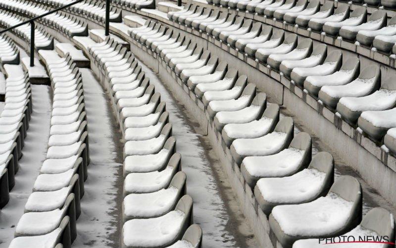 Bekerfinale tussen Antwerp en Club dreigt in leeg stadion gespeeld te worden