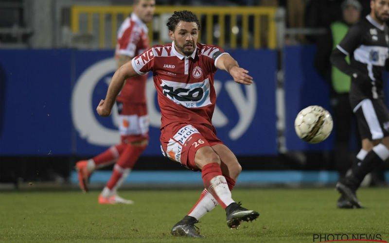 KV Kortrijk pakt uit met komst van international