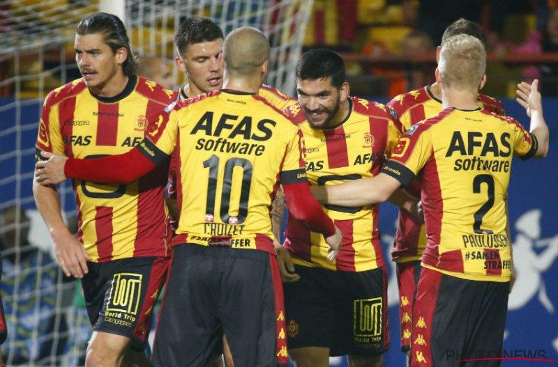KV Mechelen schorst Croizet, die een verrassende reactie in huis heeft