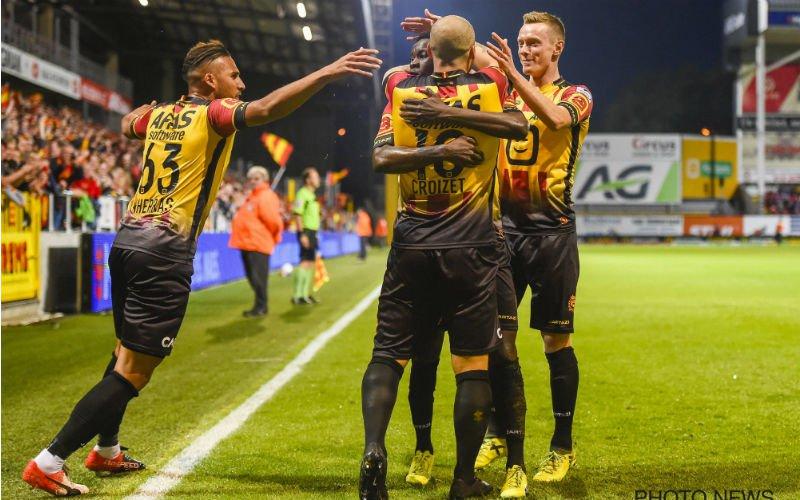 Vanhaezebrouck serieus in de penarie vanavond tegen KV Mechelen