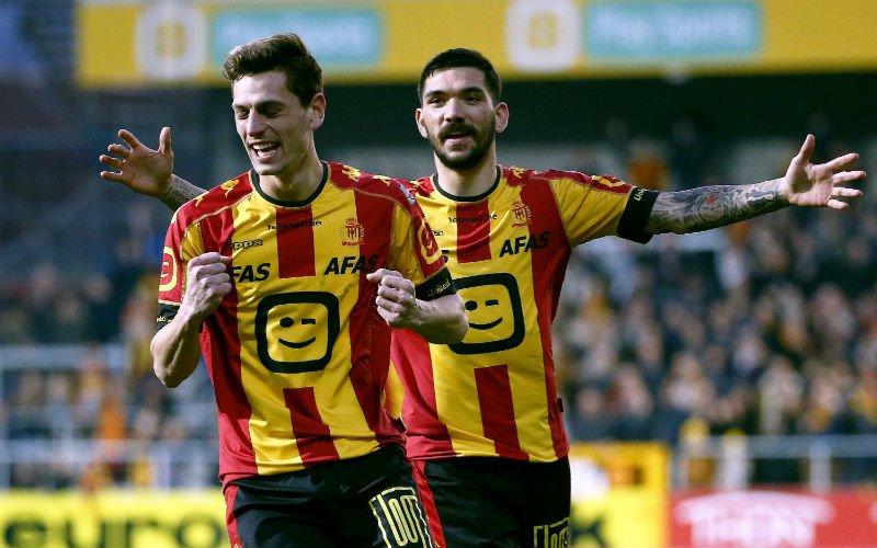 Basispion van KV Mechelen laat
