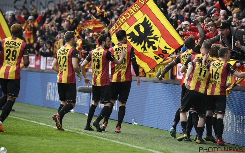 KV Mechelen-Beerschot Wilrijk stilgelegd door problemen met fans