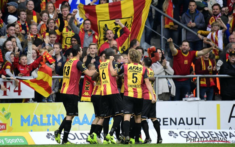 KV Mechelen zet eerste stap richting eerste klasse