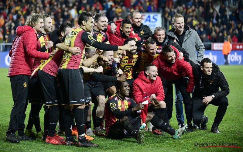 'KV Mechelen degradeert naar eerste amateur'