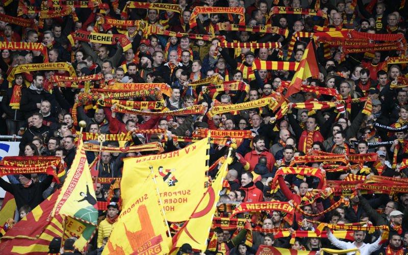 KV Mechelen in zeer vieze papieren: