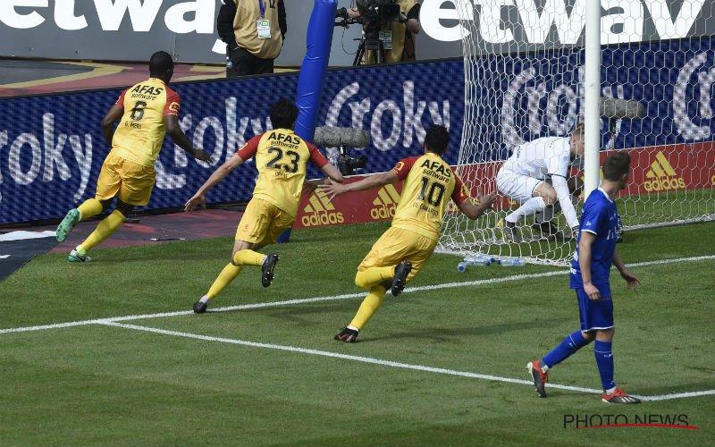 KV Mechelen verrast AA Gent en wint Beker van België