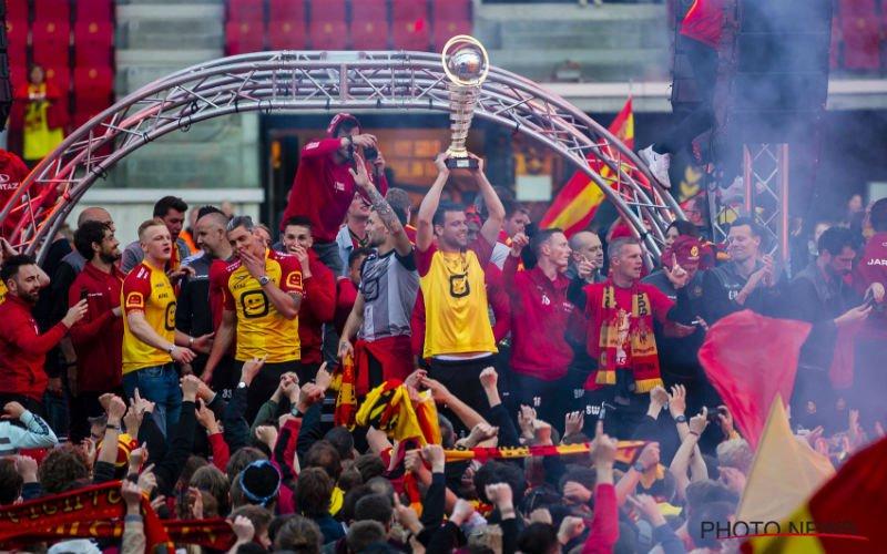 BAS doet definitieve uitspraak: KV Mechelen wordt uitgesloten