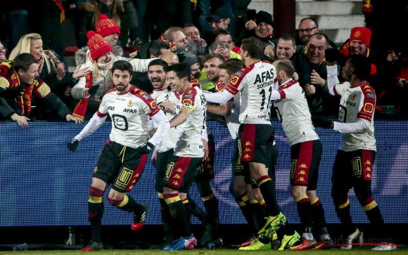 KV Mechelen roept Kortrijk een halt toe, Westerlo geeft voorsprong nog uit handen