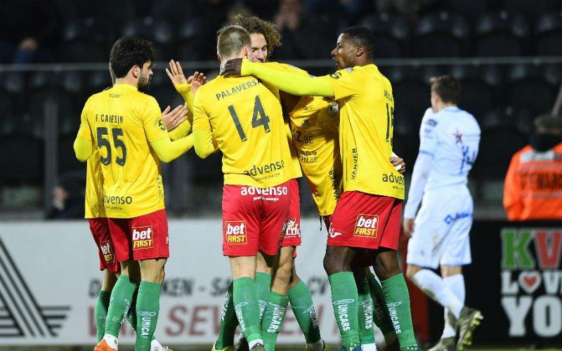AA Gent lijdt zeer dure nederlaag bij KV Oostende