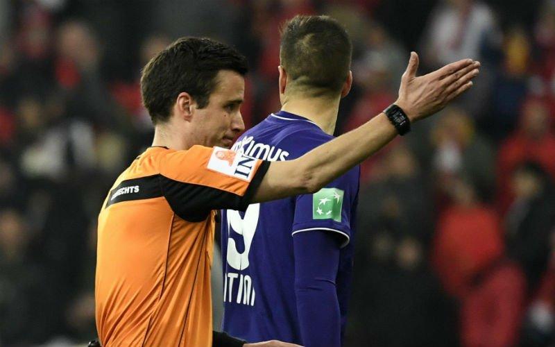 'Zeer zware straf voor Anderlecht na supportersrellen'