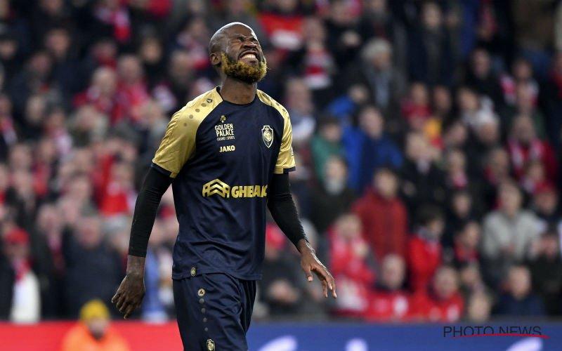 Opstand in kleedkamer van Antwerp tegen Lamkel Zé: