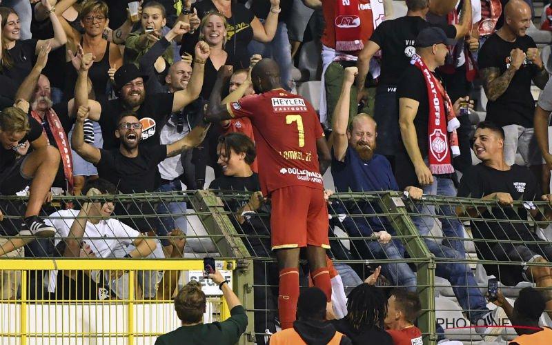 9 man van Antwerp na knotsgekke wedstrijd uitgeschakeld