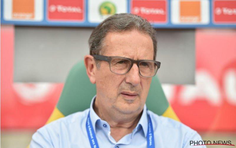 Totale afgang voor Georges Leekens op Afrika Cup