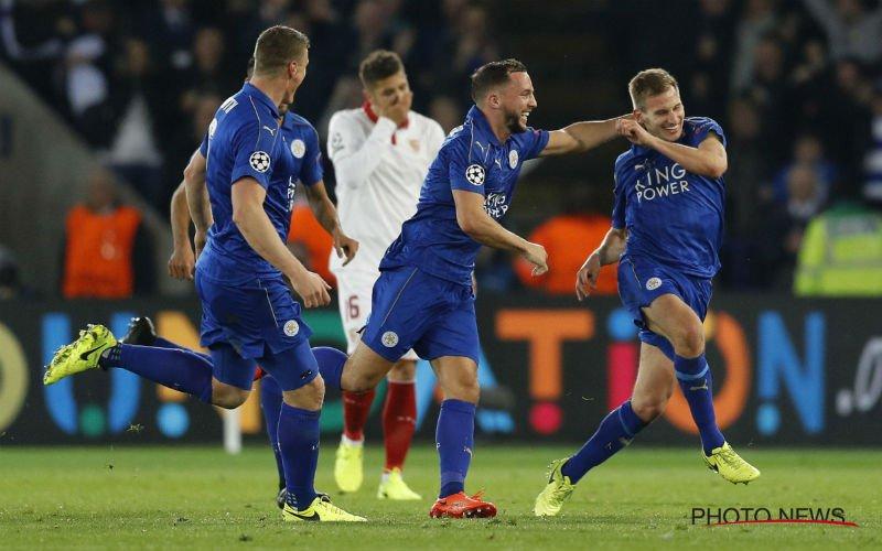 Leicester City zorgt weer voor een stunt, Juventus klaart de klus simpel