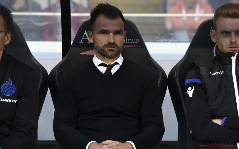 Straf: Leko gooit heel elftal van Club Brugge om