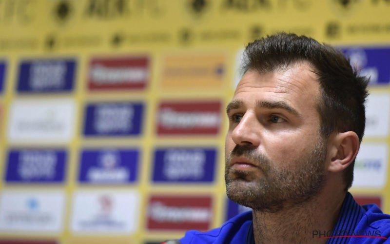Opstelling: Leko verrast tegen AEK Athene