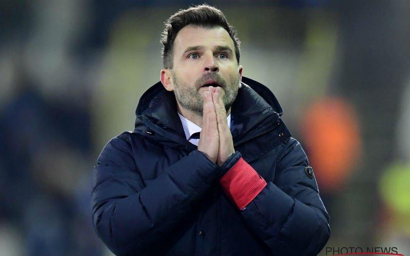Drama voor Club in aanloop naar Anderlecht? 'Sterkhouder lange tijd out'
