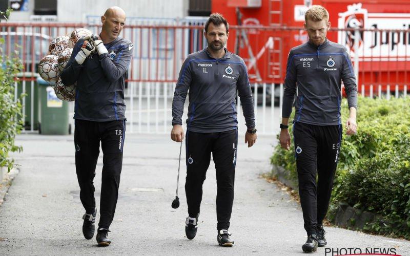 'Club Brugge ontslaat mogelijk Ivan Leko'