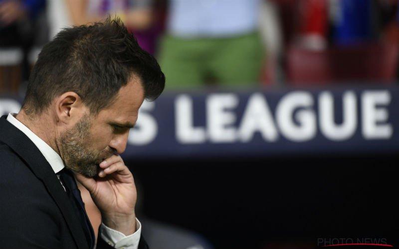 'Ivan Leko dreigt ontslag te nemen bij Club Brugge'