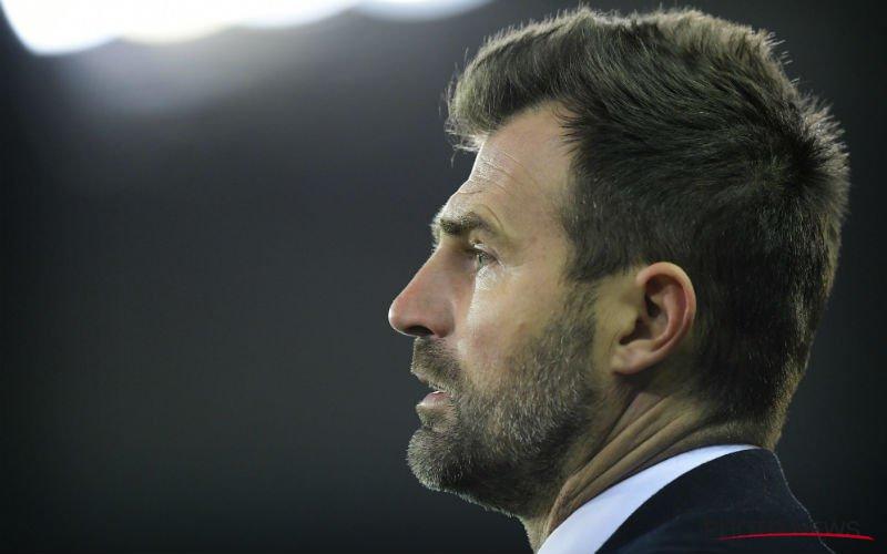 'Ivan Leko grijpt in bij Club Brugge tegen Antwerp FC'