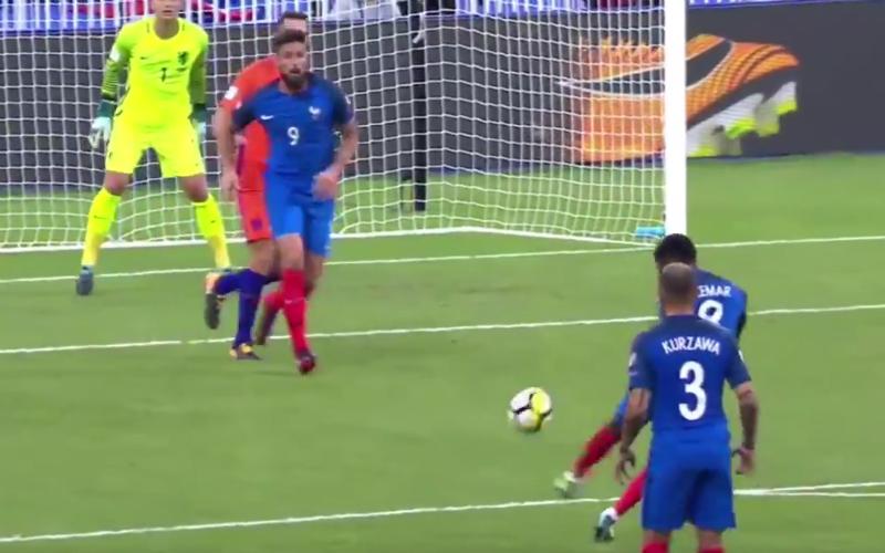 Met dit weergaloze doelpunt maakt Lemar Nederland compleet af (video)