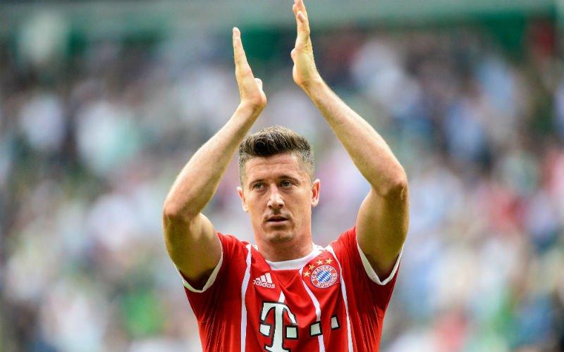 Vliegt Lewandowski buiten bij Bayern München?