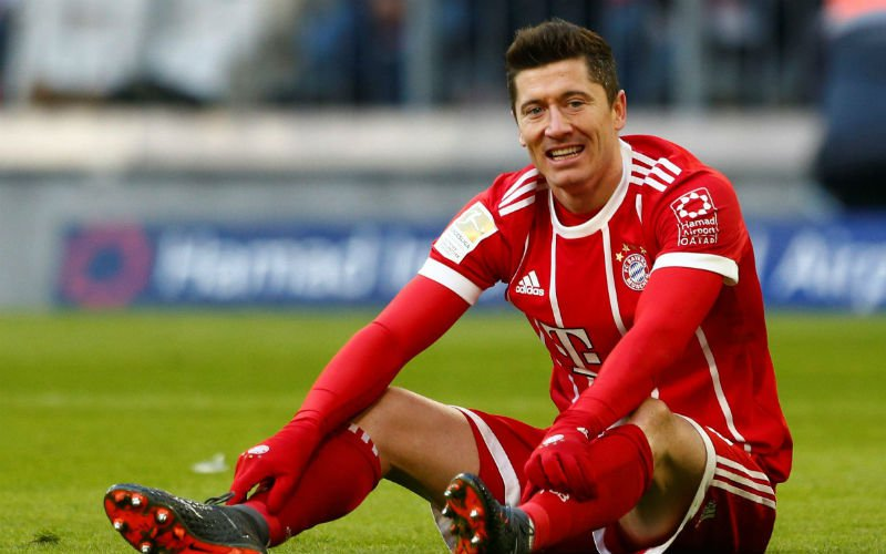 Bayern München wint voor een keer eens niét