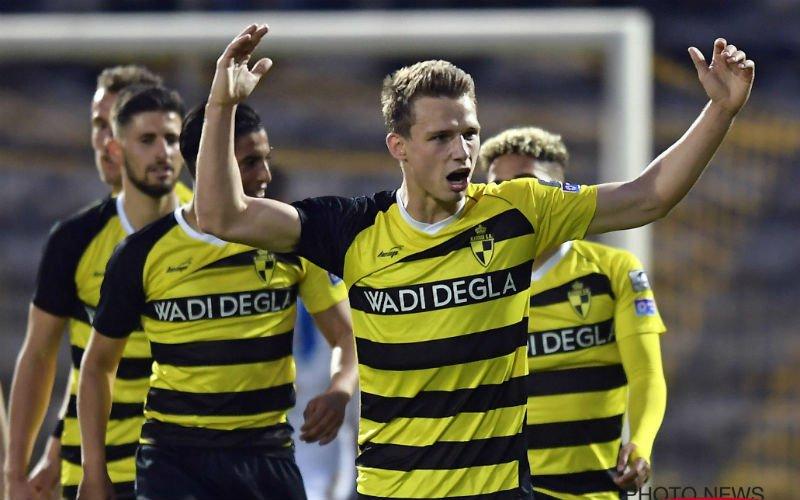 Lierse-fans met 'recordaantal...' aanwezig in Play-off 2