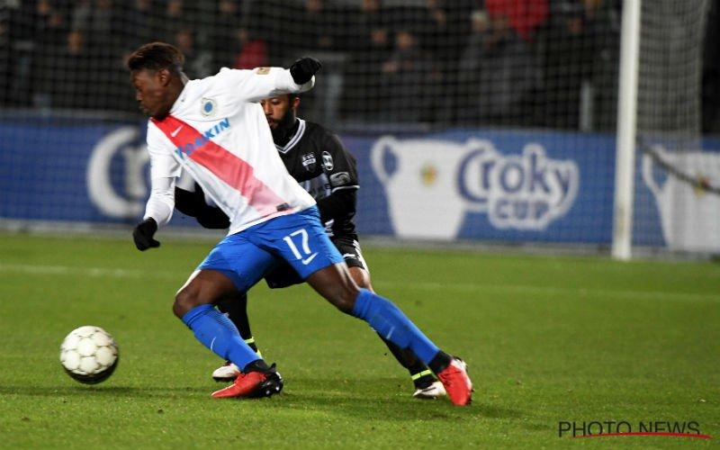 Club Brugge maakt zich grote zorgen om Limbombe en neemt maatregelen