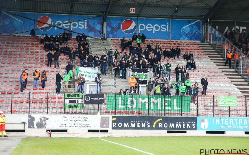 Dramatische avond voor Lommel United