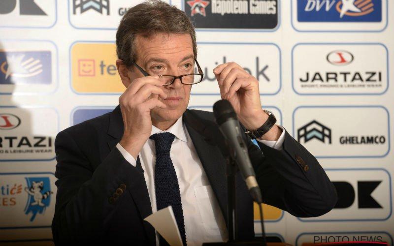 Gent haalt fors uit naar Club Brugge:
