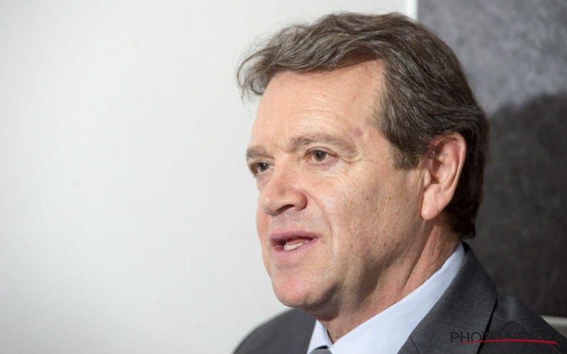 Louwagie laat zich uit over positie Vanhaezebrouck