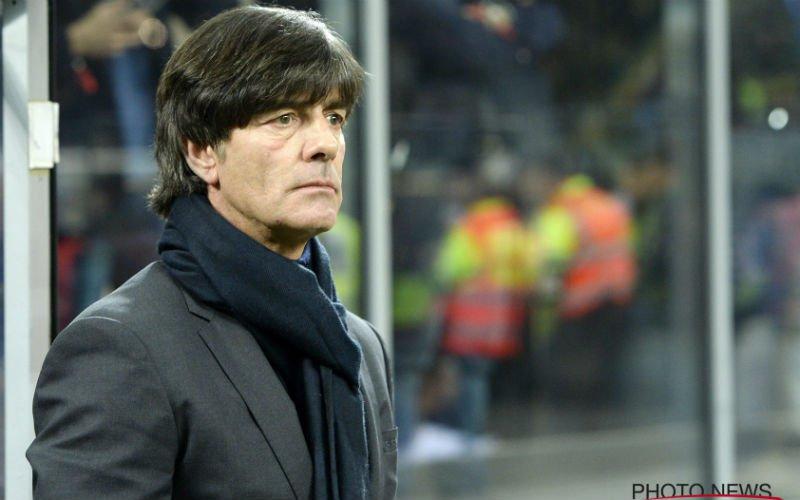 Er moet Duitse bondscoach Joachim Löw iets van het hart over Weiler en Anderlecht
