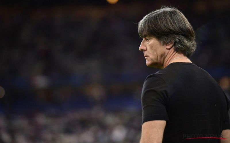 Ontslag van Joachim Löw is onvermijdelijk geworden
