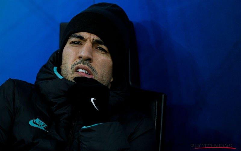 'Shock-transfer' bij Barcelona: 'Deze topspits komt Suarez per direct vervangen'